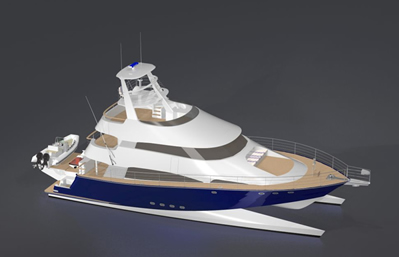 RMD To Design Wave-Piercing Catamaran For An Egyptian client