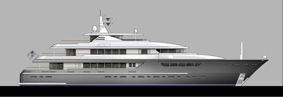 49m luxury motor yacht