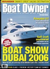 Boat owner March 2006