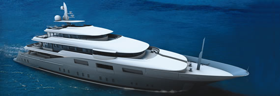 super yacht dconcept design